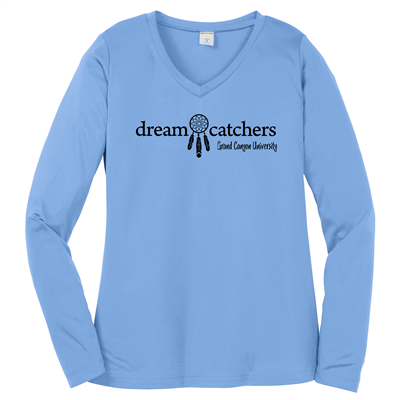 DreamCatcher Ladies Long Sleeve T-Shirts
